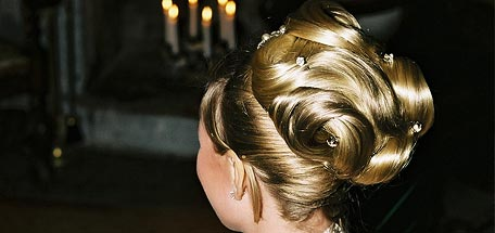 hairstlyes for winterweddings